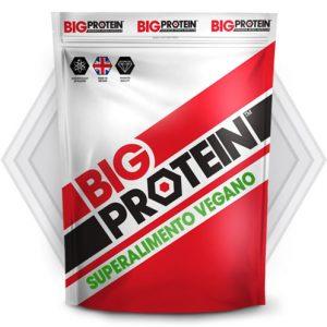 Superalimento Vegano Proteina Vegetal
